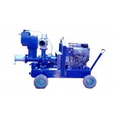 "Sykes Type 6"" Dewatering Pumps"
