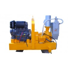 "8"" Miller type dewatering pump with kirloskar engine"