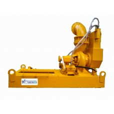 "12""dewatering pump without engine"