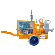 "8"" Miller type dewatering pump special edition"