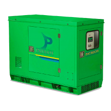 Silent Gensets 7.5 - 10 KVA RACO