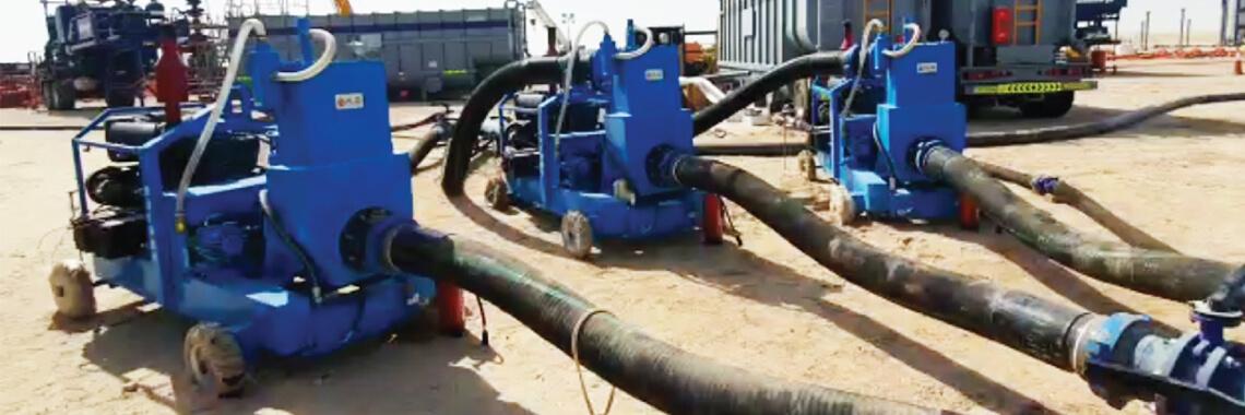 High pressure dewatering pump dubai