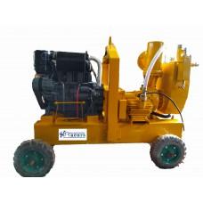 6 inch Miller type dewatering pump with deutz engine
