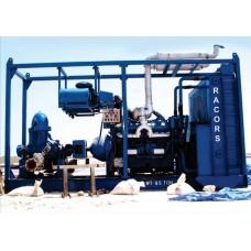 High pressure, High Volume Centrifugal Pumps