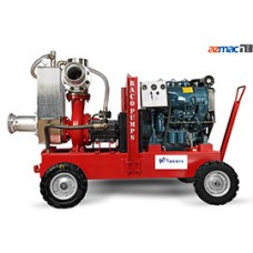 8 inch Dewatering Pumps With Kirloskar Engine
