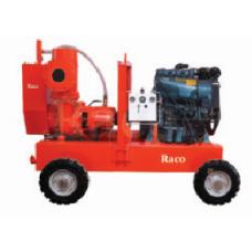 4 inch Miller type dewatering Pumps With deutz Engine