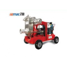 """6""""SS Self Priming Dewatering Pumps With Raco Engine"""